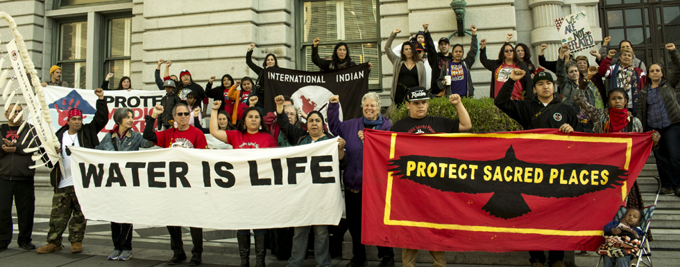 Indigenous Nations Rally to Protect Medicine Lake
