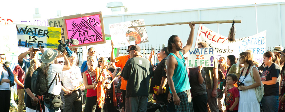 Protect the Source: Water Rally Unites Concerned Citizens
